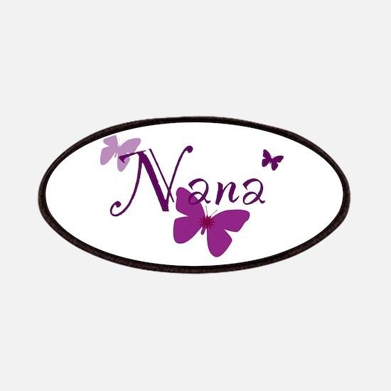 Nana Butterflys Patches