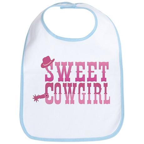 Sweet Cowgirl Bib