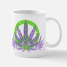 Peace With Purple Mug
