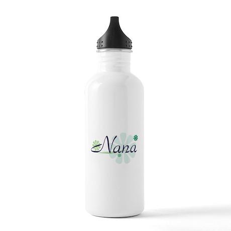 Nanas Garden Stainless Water Bottle 1.0L