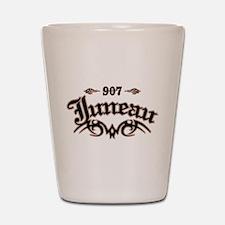 Juneau 907 Shot Glass