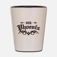 Phoenix 602 Shot Glass