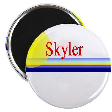 "Skyler 2.25"" Magnet (10 pack)"
