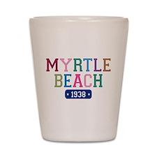 Myrtle Beach 1938 Shot Glass