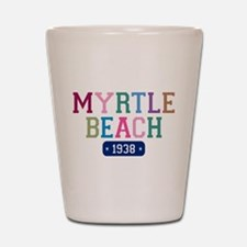 Myrtle Beach 1938 Shot Glass