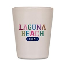 Laguna Beach 1889 Shot Glass