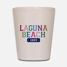 Laguna Beach 1889 Shot Glass