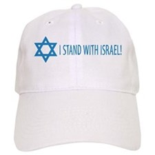 I Stand with Israel Baseball Cap