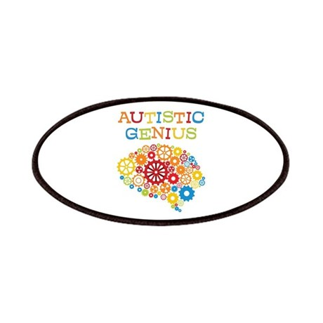Autistic Genius Patches