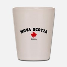 Nova Scotia Shot Glass