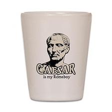 Caesar Romeboy Shot Glass