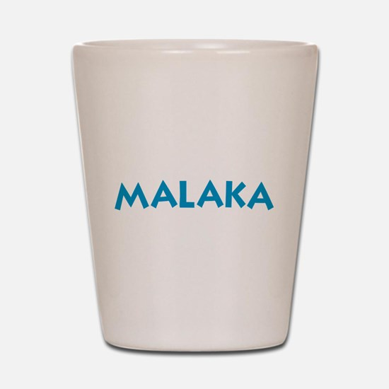 Malaka Shot Glass