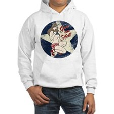 GIVE 'EM HELL PIN-UP Hoodie
