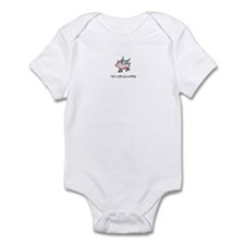 Flying Pig Infant Bodysuit