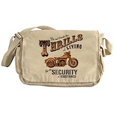 Thrills of Living II Messenger Bag