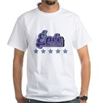 Epee Fencing White T-Shirt