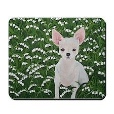 """Chihuahua"" Mousepad"