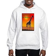 Giraffe South Africa Hoodie