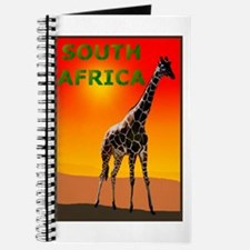 Giraffe South Africa Journal