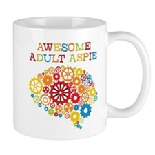 Awesome Adult Aspie Mug