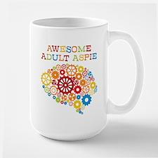 Awesome Adult Aspie Mug