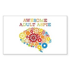 Awesome Adult Aspie Decal