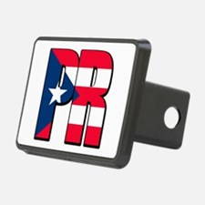 Puerto Rican pride Hitch Cover