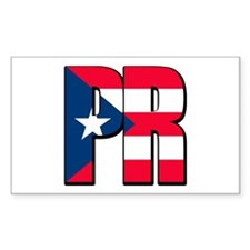 Puerto Rican pride Decal