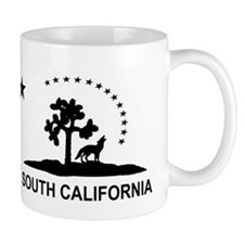 Flag of South California Mug