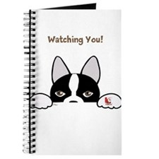Watching You! Journal