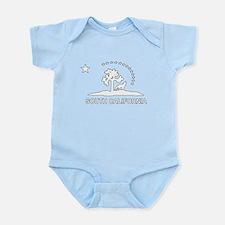 South California Flag Infant Bodysuit