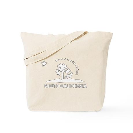 South California Flag Tote Bag