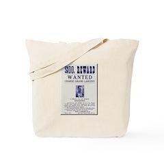 Leo Botrick Wanted Tote Bag