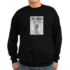 Leo Botrick Wanted Sweatshirt