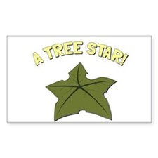 A Tree Star! Decal