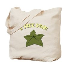A Tree Star! Tote Bag