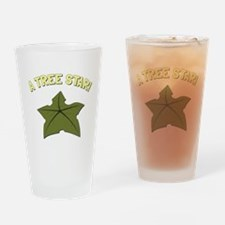 A Tree Star! Drinking Glass