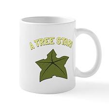A Tree Star! Mug