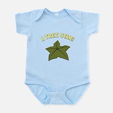 A Tree Star! Infant Bodysuit