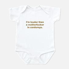 corduroys Infant Creeper