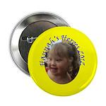 """Hannah 2.25"""" Button (10 pack)"""