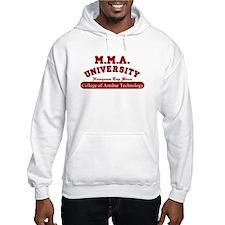 MMA University Armbar Hoodie