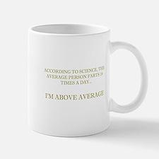 Fart T-Shirt Mug