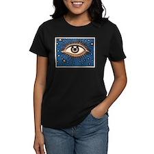 Eyeball Starburst Tee