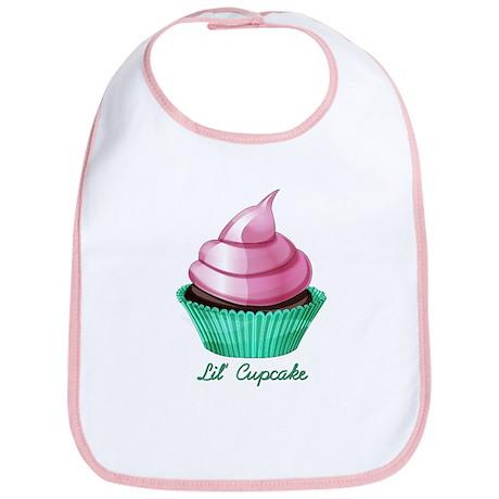 Lil' Cupcake Bib