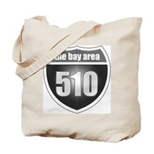 Interstate 510 Tote Bag