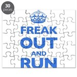 Keep Calm Puzzle