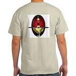 Rapier: Ash Grey T-Shirt