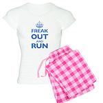 Keep Calm Women's Light Pajamas