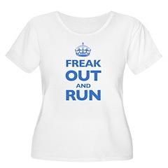 Keep Calm Women's Plus Size Scoop Neck T-Shirt